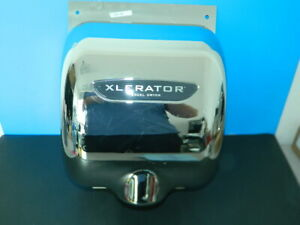 Excel Xlerator Xl cx High Speed Hand Dryer Chrome Plated Commercial