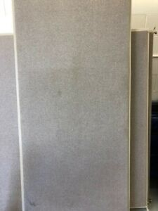 4 Perfect 5 11 X 3 And 5 11 X 5 1 Office Room Dividers In Great Shape