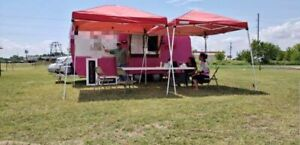 Used Food Concession Trailer For Sale In Texas
