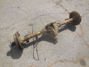 Mg Mgb Mgbgt Wire Wheel Differential Axle Assembly third Member Assembly