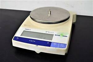 Mettler Toledo Pb8001s Precision Lab Balance Scale Max 8100g 0 1g Accuracy