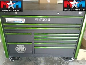 Matco Toolbox 6228rp 6s 2bay 28 Rollaway With Power