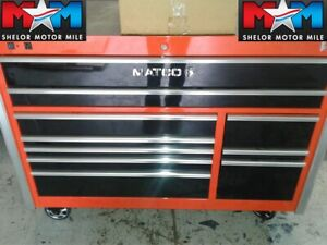 Matco Toolbox 5228rp 5s 2bay 28 Rollaway With Power