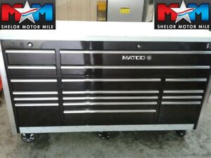 Matco Toolbox 5328rp 5s 3bay 28 Rollaway With Power