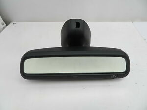 06 Bmw M3 E46 Convertible 1093 Interior Dimming Rear View Mirror Homelink Sos