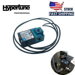 Mac 3 Port 5 4w Electronic Boost Controller Solenoid Valve Turbo Ecu Application