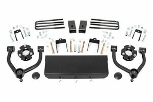 Rough Country 3 Lift Kit Fits 16 20 Nissan Titan Xd Control Arms Suspension