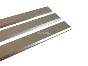 3pcs 13x1x1 8 Hss Planer Jointer Knives Delta Rc 33 Dc 33 Rockwell