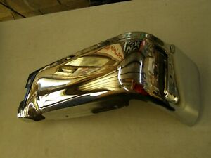 Nos Oem Ford 2009 2014 F150 Truck Chrome Rear Bumper End Pickup 2011 2012 2013 B