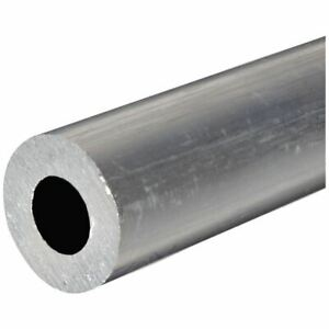6061 t6 Aluminum Round Tube 3 1 4 Od X 3 4 Wall X 12 Long Seamless