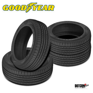 4 X New Goodyear Assurance Comfortred Touring 225 60r17 98h All season Tire