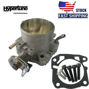70mm Aluminum Throttle Body For Honda B16 B17 B18 B20 D15 D16 F20 F22 H22 H23