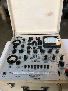 Hickok 539b Dynamic Mutual Conductance Tube Tester Super Condition