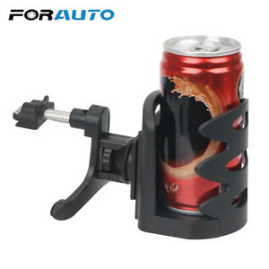 Air Vent Cup Holder Drink Water Bottle Beverage Can Mount Stand