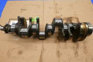 2006 2010 Bmw X5 550i 750i 650i 4 8l Engine Crankshaft N62 Oem 11217524532