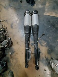 Mercedes benz W220 S430 S500 Left And Right Rear Air Shocks Struts