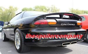 Painted For Chevy Camaro 1993 2002 Ss Factory Style Spoiler Wing Slp Light