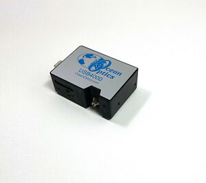 Usb4000 Ocean Optics Uv Spectrometer Usb 4000 198nm To 537nm