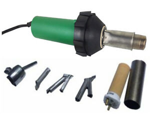 Vinyl Floor Hot Air Welding Gun With Accessories Plastic Hot Air Gun Heat Gun