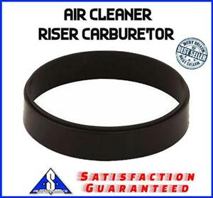Air Cleaner Spacer 1 2 Plastic Riser Carburetor Fits Holley Sbc Bbc Chevy Ford