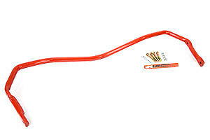 Umi Performance 1978 1988 Gm G Body 1 Solid Rear Sway Bar Red
