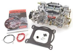 Edelbrock 1403 Carburetor Performer Series 4 barrel 500 Cfm Electric Choke Carb
