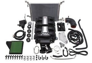 Edelbrock 15880 Supercharger Stage 1 Street Kit 2011 2014 Ford Mustang 5
