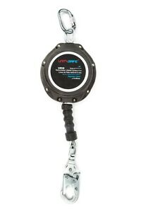 Unitysafe Srl 20 Cable Self retracting Lifeline Fall Protection Safety