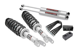 Rough Country 2 5 Lift Kit fit 2006 2008 Dodge Ram 1500 4wd N3 Struts shocks
