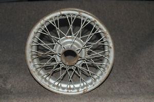 Triumph Tr4 Wire Wheel 15 Inch Painted