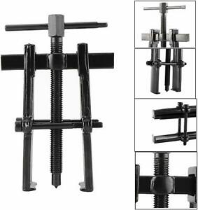 2 Jaw Bearing Gear Puller Remover Carbon Steel Gear Puller Extractor 4 Us
