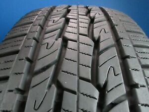 Used General Grabber Hts Lt275 65 20 Owl 12 13 32 High Tread No Patch 54xl