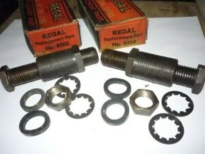 1936 1937 1938 1939 Oldsmobile Lower Outer Suspension Pin Kits Usa Made Pair