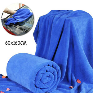 2019 Car Cleaning Towel Washing Cloth Rag Dry Microfiber Ultra Absorbent Soft