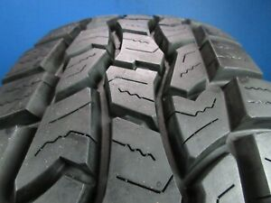 Used Cooper Adventurer A T Lt245 75 17 Owl 15 32 High Tread No Patch 98xl