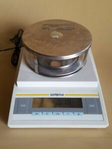 Used Sartorius Scale See It Running 0 01 610g Bp 610