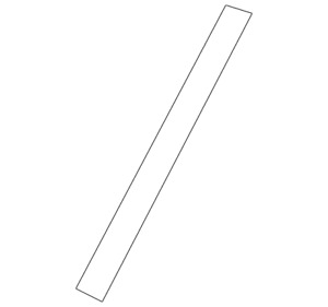 Genuine Toyota Antenna Mast 86309 48040