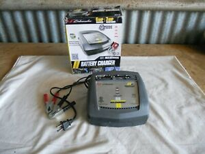 Schumacher Xc6 Ca Speed Charge Trickle Charger Battery Maintainer 6v Or 12v Nice