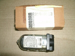 Sanborn Air Compressor Filter 019 0110 1 4 Npt