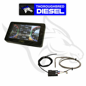Mads Smarty Touch Programmer S2g W Egt Probe For 98 18 Dodge Cummins 5 9l 6 7l