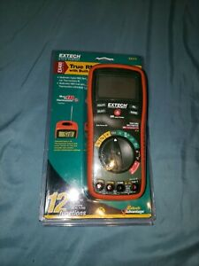 Extech Ex470 12 Function True Rms Professional Multimeter Infrared Therm