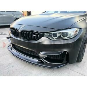 Exotic Tuning Style Carbon Fiber Front Lip Fits Bmw F8x M3 M4