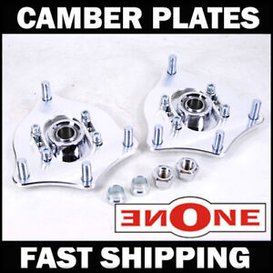 Mookeeh Camber Plates 18 19 Honda Accord Mounts For Coilover Kit Coilovers