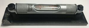 Starrett 98 6 Machinists Level With Ground And Graduated Vial 6 Length