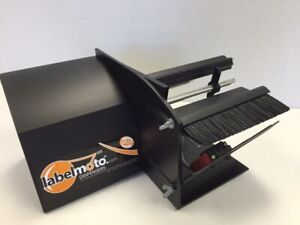 Ld6025 demo Electric automatic Label Dispenser Sn B12471hs