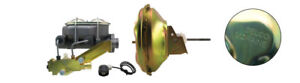 Gm Chevy 11 Delco Booster Master Cylinder Disc Drum Proportioning Valve