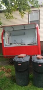 Never Used 2019 Multi functional Food Concession Trailer Mobile Food Unit For