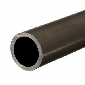 Steel Dom Round Tube 1 1 2 Od X 0 188 Wall X 1 125 Id X 48 Inches