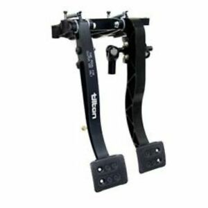 Tilton 72 901 Pedal Assembly 4 7 6 1 1 Ratio Forward Swinging Firewall Mount