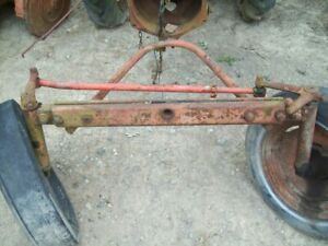 Allis Chalmers B Tractor Allis Chalmers C Adjustable Wide Front Axle